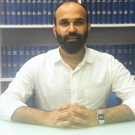 Mr.Abhishek Yadav BBA, LLB